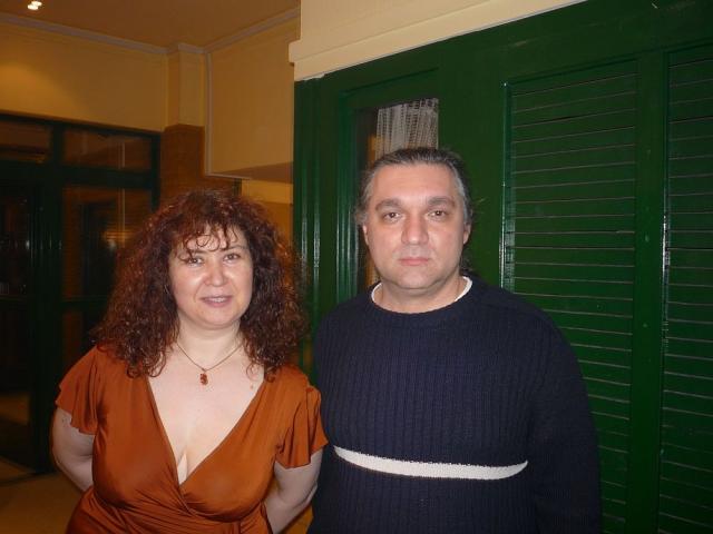 Halper Lászlóval